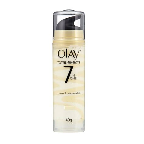 Serum Olay Total Effect olay total effects 7 in 1 serum duo 40 gm baniyababu
