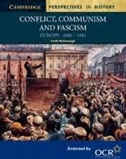 fascism cambridge perspectives in 0521598729 9780521777964 conflict communism and fascism by frank mcdonough perspectives in history