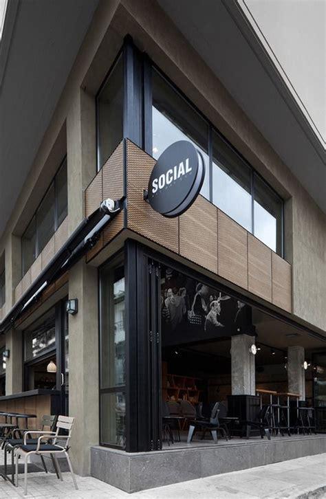 exterior design of cafe 1622 best design retail images on pinterest bakery