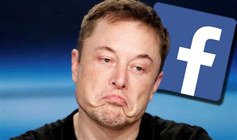 elon musk facebook elon musk deletes spacex and tesla facebook pages after