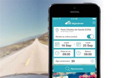 skyscanner mobile website skyscanner se renforce sur mobile en rachetant distinction