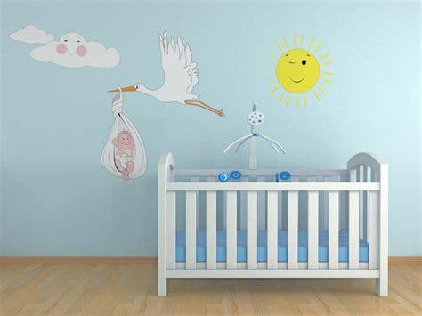 kinderzimmer baby was braucht babyzimmer gestalten babywiege anleitung und 40 tolle