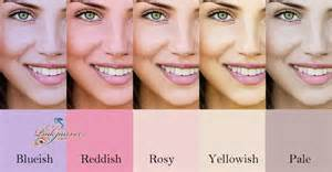 yellow coloration of the skin rosy skin tone could it be the secret to attractiveness
