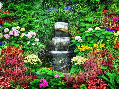 Flower Garden Pictures Free Flower Garden Wallpaper Free Http Refreshrose