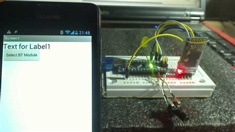 tutorial android bluetooth arduino app inventor 2 tutorial android receive data from
