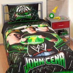 john cena bedroom decor roman reigns wwe light switch cover wrestling boys girls