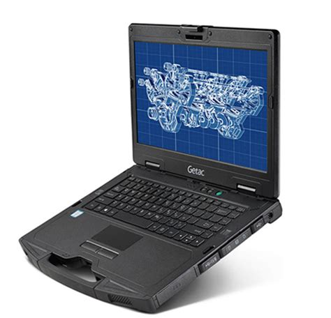 rugged laptop computers getac s410 semi rugged laptop se1d2faaadux