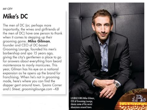 grooming dc grooming lounge in dc magazine fifth pr