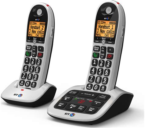 currys mobile phones buy bt 4600 cordless phone with answering machine