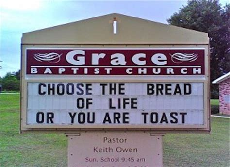 19 hilarious church signs you won t believe are real they are brainjet com