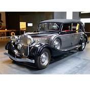 Maybach SW38 Baujahr 1937 6 ZylReihenmotor 3790ccm