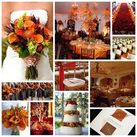fall themed wedding kirkbrides autumn wedding inspiration board