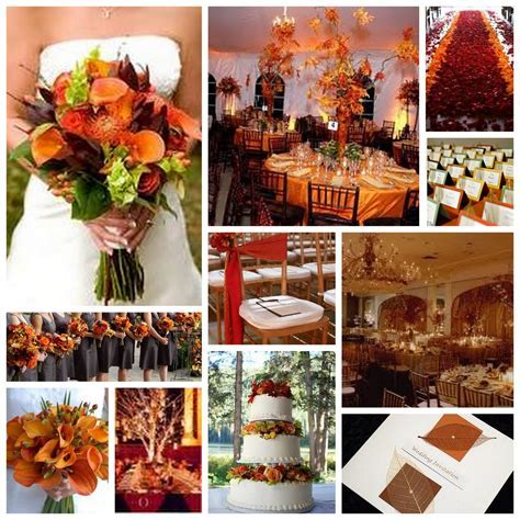 Wedding Ideas For Fall   Wedding Plan Ideas
