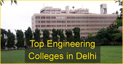 Top 20 Mba Colleges In Delhi by Top Engineering Colleges In Delhi 2015