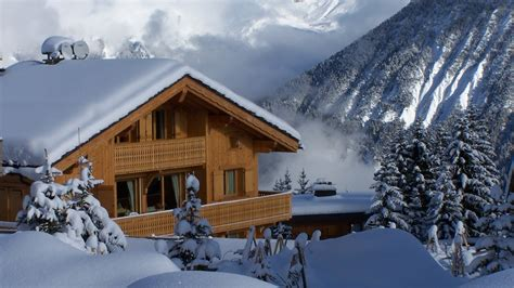 images of cabins in the mountains high quality