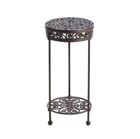 Mission Style Home Decor by Cast Iron Plant Stand Wholesale At Koehler Home Decor