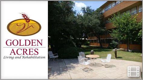 golden acres living and rehabilitation center nursing