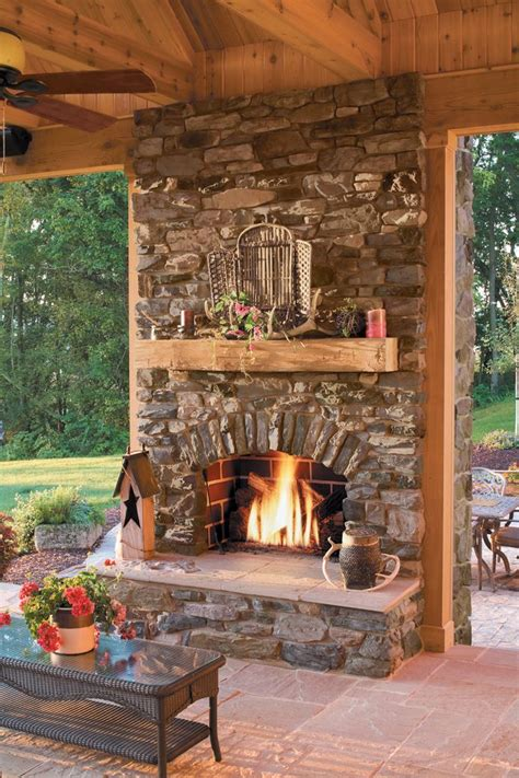 sandstone fireplace houghton farmhouse pinterest best 25 indoor outdoor fireplaces ideas on pinterest
