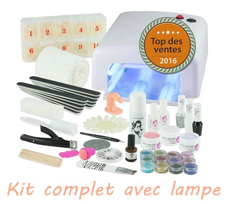 Kit Ongle Gel by Kit Complet Ongles Gel