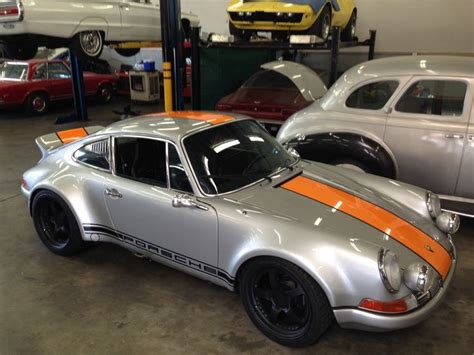 outlaw porsche 911 outlaw 911 turbo 911 backdate project pinterest