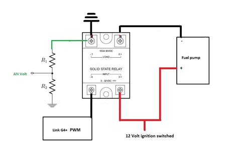wiring soild state relays g4 link engine management