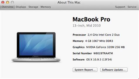 Macbook Pro Os X macbook pro 2010 lento proviamo a formattare