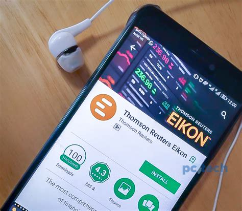 mobile reuters thomson reuters launches eikon mobile app in africa pc
