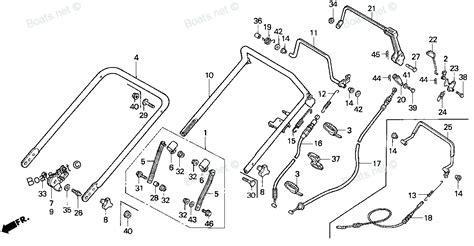 honda mower parts diagram schematic honda lawn mower blades schematic get free