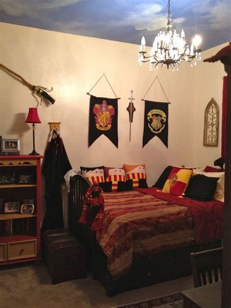 fantasy bedroom 102 best harry potter nursery images on pinterest