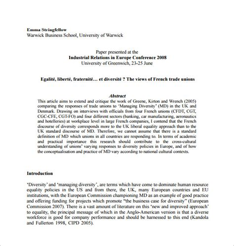 writing thesis and dissertation proposals dissertation template 14 free sle exle
