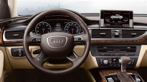 2014 audi interior take 2014 audi a6 tdi flexing diesel muscles