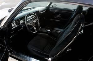 1978 pontiac trans am interior photo 2