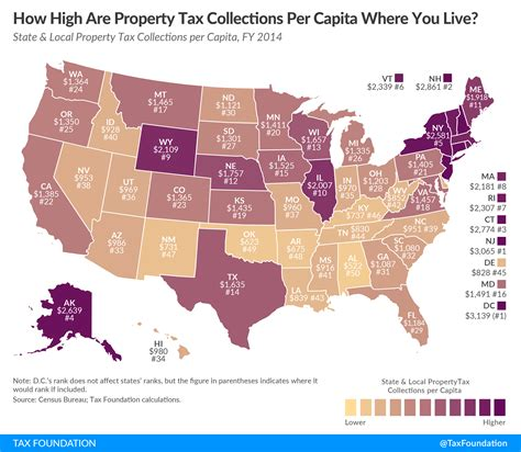 New Hshire Property Tax Records How High Are Property Tax Collections Where You Live Coastal Tax Service
