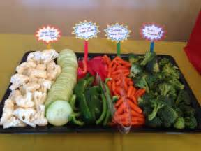 Baby Shower Vegetable Platter » Home Design 2017