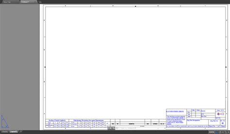 templates in autocad 2013 template in autocad2013 grabcad