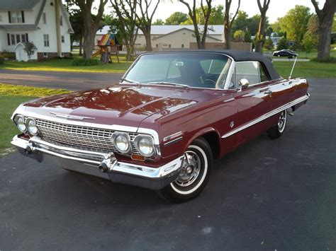 1963 impala ss specs 1963 chevrolet impala and impala ss intreior specs review