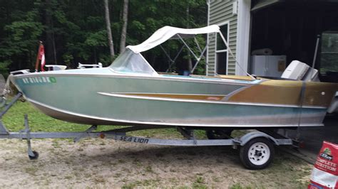 feather craft aluminum boat for sale feathercraft deluxe clipper 1958 for sale for 500 boats