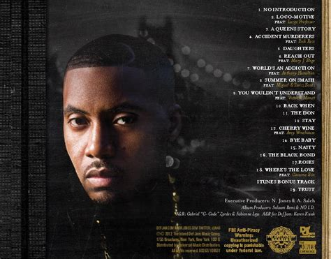 nas first album nas life is good booklet production credits hiphop