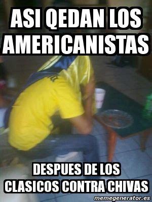 Memes America - memes del america vs chivas image memes at relatably com