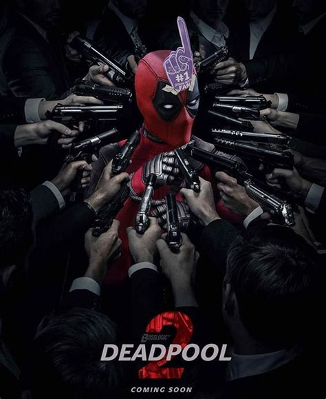deadpool 2 poster these quot deadpool 2 quot posters are absolutely genius