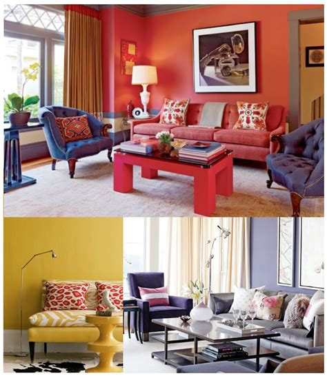 red sofa what colour walls 10 rooms how the colour of your sofa can enlarge your room