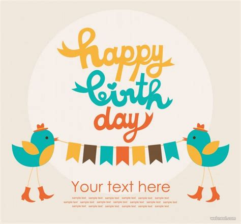 happy birthday graphic design inspiration 50 beautiful happy birthday greetings card design exles