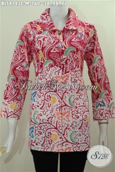 Gamis Motif Wanita Putih batik wanita kombinasi dua motif warna merah putih model