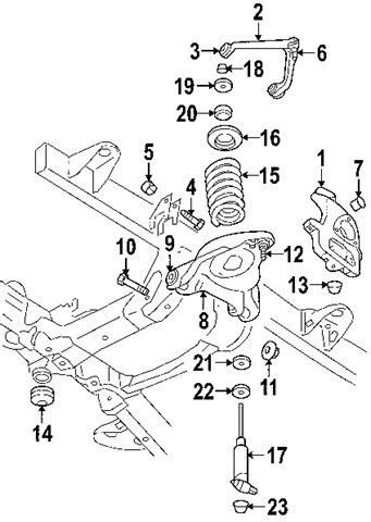2007 Dodge Ram 1500 4x4 Front Suspension Diagram 8 best images of front bumper assembly diagram dodge ram