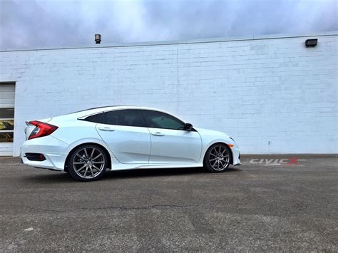 honda civic modified 2016 ex l modified 2016 honda civic forum 10th