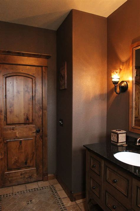 25 best ideas about rustic interior doors on pinterest rustic interior knotty alder door colors we and the o