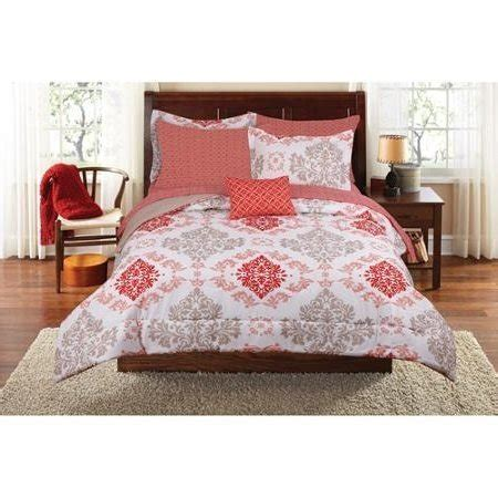 coral queen comforter sets teen girls pink coral damask 8 piece comforter set queen