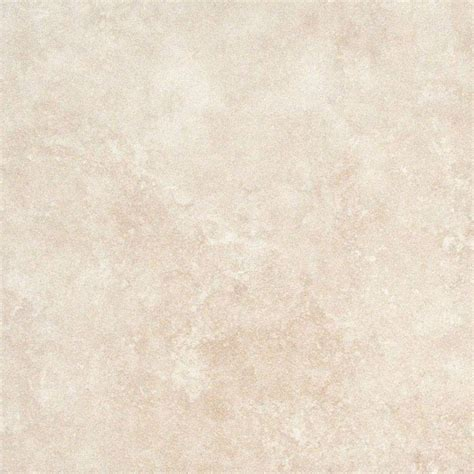 MS International Travertino Beige 12 in. x 12 in. Glazed Porcelain Floor and Wall Tile (15 sq