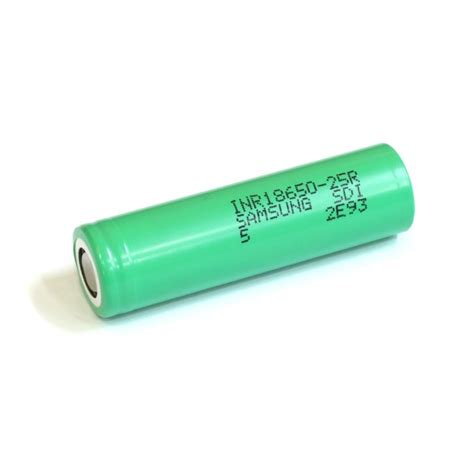 Samsung Inr 18650 25r Li Ion Battery 2500mah 3 7v With Flat Top T3010 2 mtmstore e cigarettes battery samsung inr18650 25r