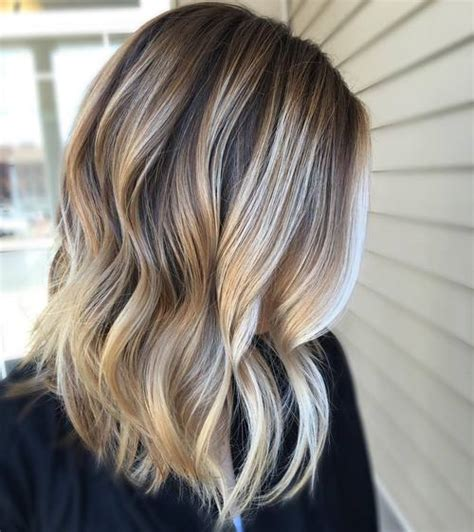 eye catching hair medium brown with blonde highlights 30 fabulous ideas for brown hair with blonde highlights